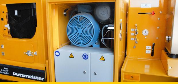 shotcrete-equipment-air-compressor