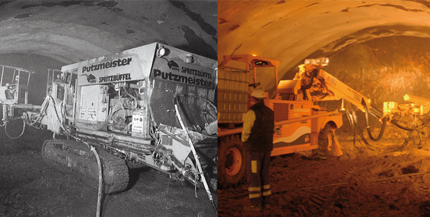 Trends: Putzmeister's view on the future of shotcrete