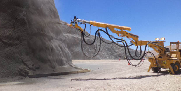 Reducing shotcrete rebound: key factors and advice