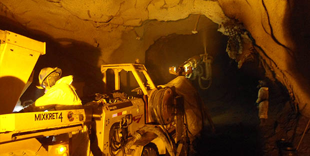 The role of shotcrete in the Drill & Blast Cycle
