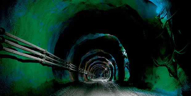 Знаете ли вы о существовании нового цемента, светящегося в темноте?
