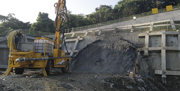 Hormigón & mortero en túneles por método convencional: una introducción