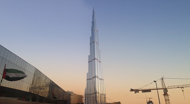 Burj- tallest building to date